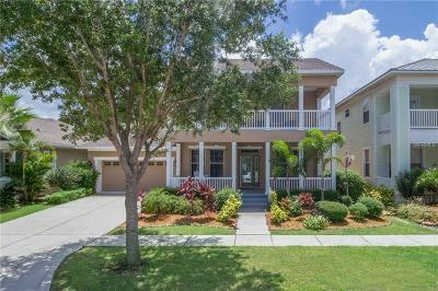 Apollo Beach Single Family Home For Sale: 406 Manns Harbor Drive