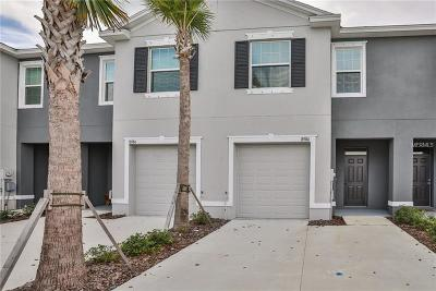 Riverview Townhouse For Sale: 8986 Indigo Trail Loop