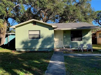 St Pete Beach, St Petersburg, St Petersburg Beach Single Family Home For Sale: 2830 Ivanhoe Way S