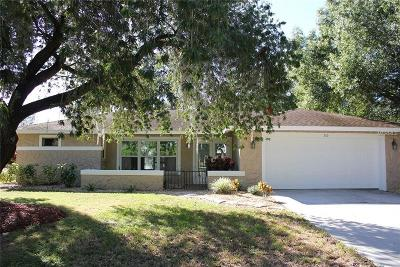Single Family Home For Sale: 310 Mimosa Circle