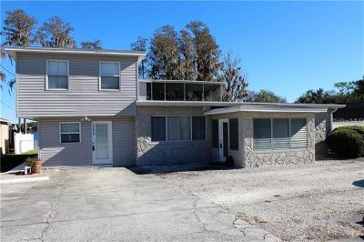 Pasco County, Hernando County Single Family Home For Sale: 21847 Bell Lake Road