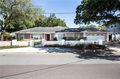 Tampa Single Family Home For Sale: 3417 W Villa Rosa Street