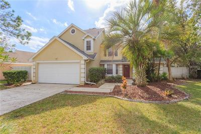 Tampa Single Family Home For Sale: 14516 Clifty Court