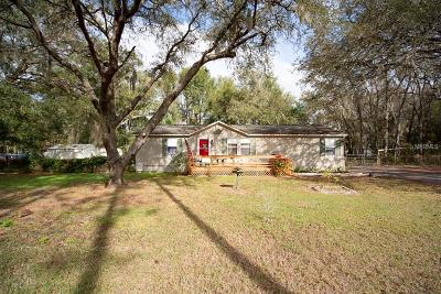 Dade City Mobile/Manufactured For Sale: 36045 Lynan Farms Drive