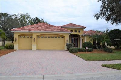 Sarasota Single Family Home For Sale: 4671 Tuscana Drive