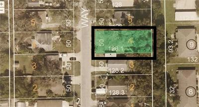 St Petersburg Residential Lots & Land For Sale: 60th Way N