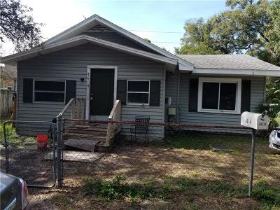 Tampa Single Family Home For Sale: 4614 N 38th Street
