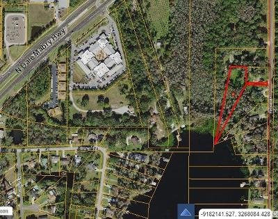 Lutz Residential Lots & Land For Sale: Arbor Drive
