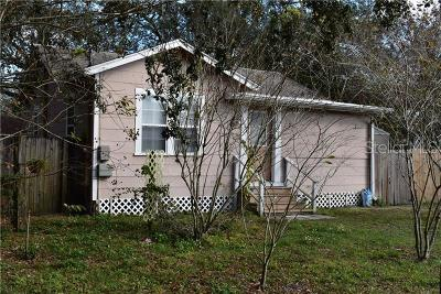 Tampa Single Family Home For Sale: 10803 N Florence Avenue