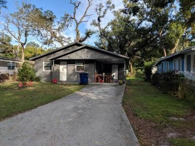 Tampa Single Family Home For Sale: 8111 N 13th Street