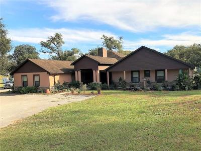 Dade City Single Family Home For Sale: 39639 Townsend Road