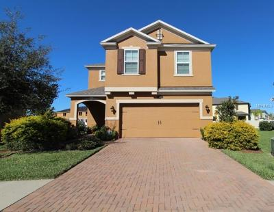 Lutz Single Family Home For Sale: 1848 Oak Hammock Court