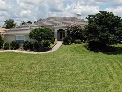 Dade City Single Family Home For Sale: 33647 Americana Avenue