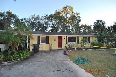 Gibsonton Single Family Home For Sale: 10608 E Bay Rd & 10610 E Bay Rd