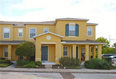 Clearwater Townhouse For Sale: 2084 Sun Down Drive