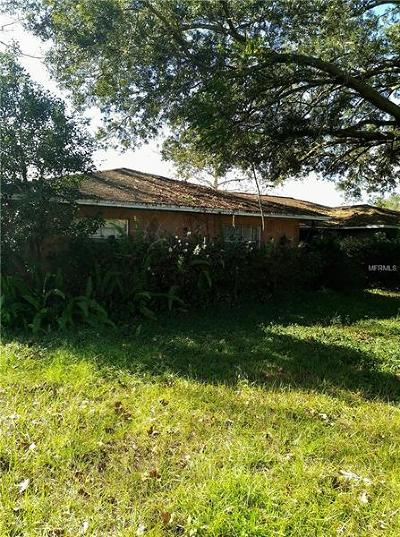 Hernando County, Hillsborough County, Pasco County, Pinellas County Single Family Home For Sale: 12022 Rose Lane