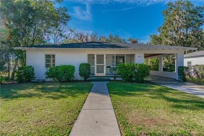 Dade City Single Family Home For Sale: 14403 12th Street