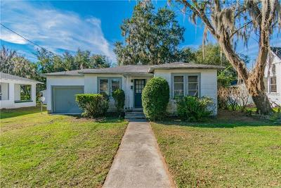 Dade City Single Family Home For Sale: 14409 12th Street