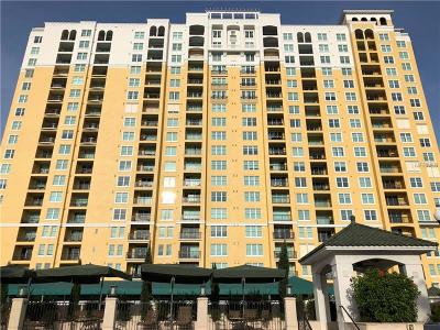 Hillsborough County Condo For Sale: 345 Bayshore Boulevard #812