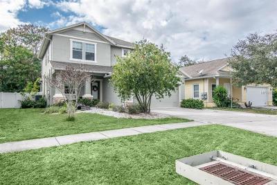 Single Family Home For Sale: 7507 S Sparkman Street