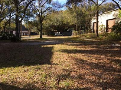 Tampa Residential Lots & Land For Sale: W Ingraham Street