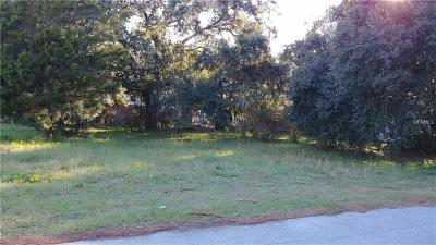 Crystal River Residential Lots & Land For Sale: 764 NE 12th Street
