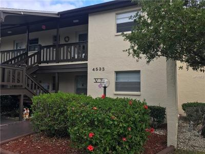 Pasco County Condo For Sale: 4533 Marine Parkway #205
