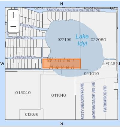 Winter Haven Residential Lots & Land For Sale: 856 Avenue R NE