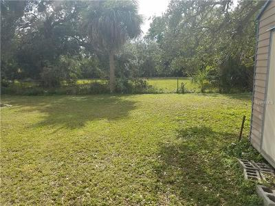 Tampa Single Family Home For Sale: 7407 S Morton (Vacant Lot 4) Street
