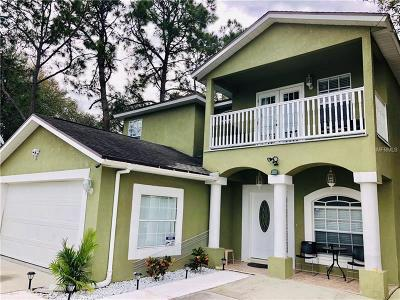 Tampa Single Family Home For Sale: 5408 Lynn Road