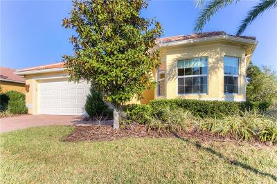 Wimauma Single Family Home For Sale: 5006 Pearl Crest Court