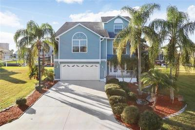 New Port Richey Single Family Home For Sale: 4334 Sanddollar Court