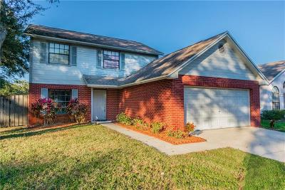 Single Family Home For Sale: 5456 Friarsway Drive