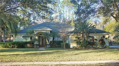 Single Family Home For Sale: 1524 Camphor Cove Drive