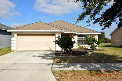 Wimauma Single Family Home For Sale: 14411 Barley Field Drive