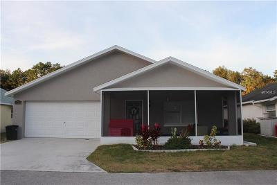 Zephyrhills Single Family Home For Sale: 4708 Silver Circle