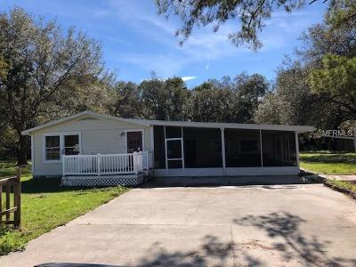 Single Family Home For Sale: 29618 Norma Drive