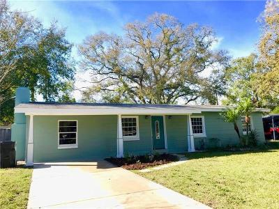 Tampa Single Family Home For Sale: 14816 Daisy Lane
