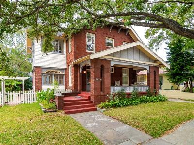 Tampa Single Family Home For Sale: 707 S Brevard Avenue