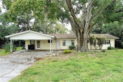 Winter Haven FL Single Family Home For Sale: $169,900