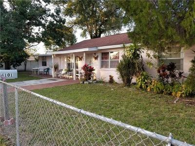 Hillsborough County Single Family Home For Sale: 4101 W Broad Street