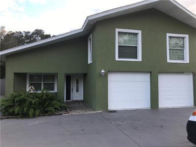 Hillsborough County Single Family Home For Sale: 3314 W Kirby Street