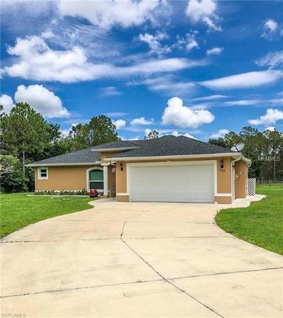 North Port Single Family Home For Sale: 5628 Cold Spring Lane