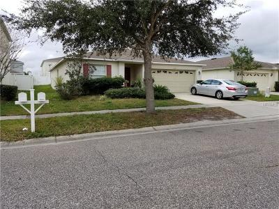 Wesley Chapel Single Family Home For Sale: 5039 Ballard Crest Lane
