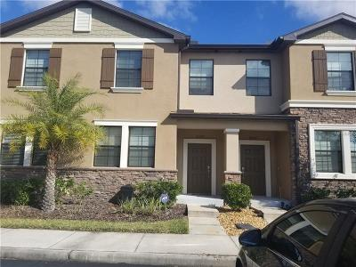 Wesley Chapel Townhouse For Sale: 4382 Fennwood Court