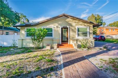 Tampa Single Family Home For Sale: 1600 E Hanna Avenue