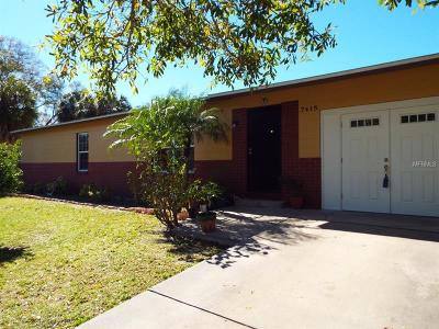 Tampa Single Family Home For Sale: 7415 S Swoope Street