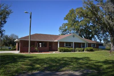 Plant City Single Family Home For Sale: 303 Karppe Road