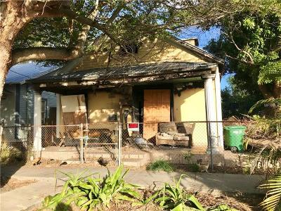 Tampa Single Family Home For Sale: 2605 N 18th Street