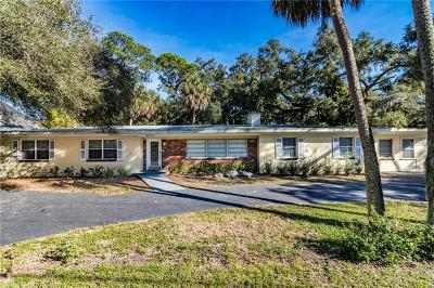 Tampa Single Family Home For Sale: 4623 W Bay To Bay Boulevard